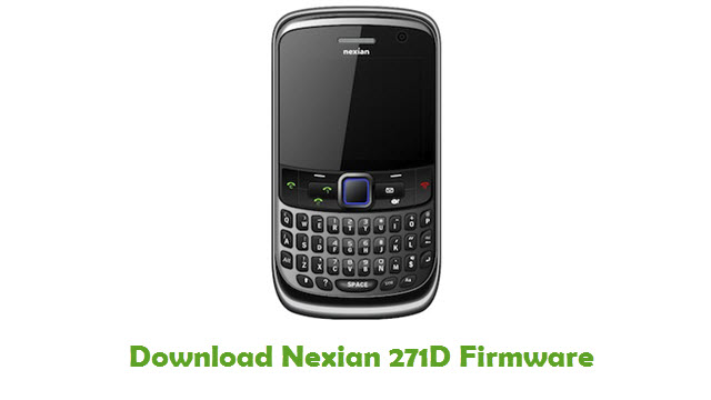 Download Nexian 271D Firmware