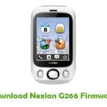 Nexian G266 Firmware