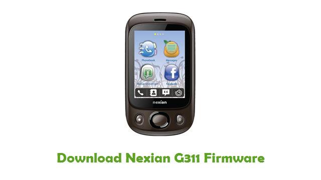 Download Nexian G311 Firmware