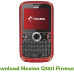 Nexian G381i Firmware
