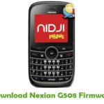 Nexian G508 Firmware