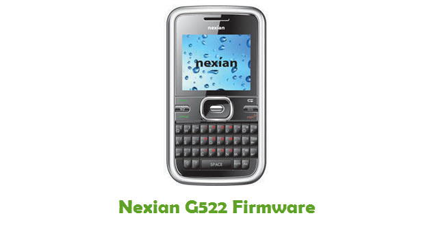 Download Nexian G522 Firmware