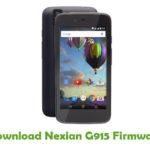 Nexian G915 Firmware