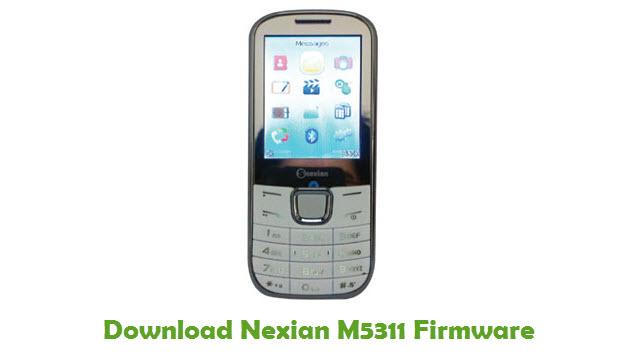 Download Nexian M5311 Firmware