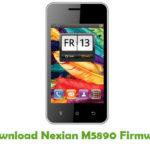 Nexian M5890 Firmware