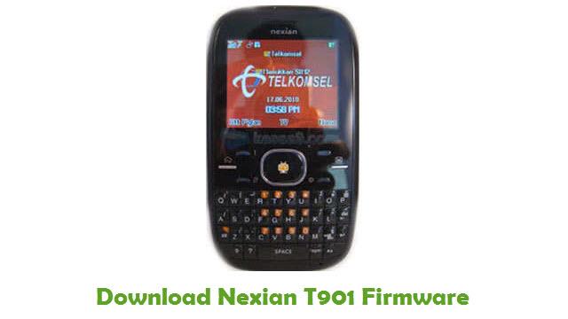 Nexian T901 Stock ROM