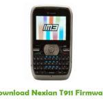Nexian T911 Firmware