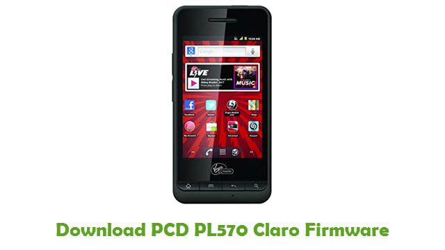 Download PCD PL570 Claro Firmware