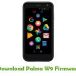 Palma W9 Firmware