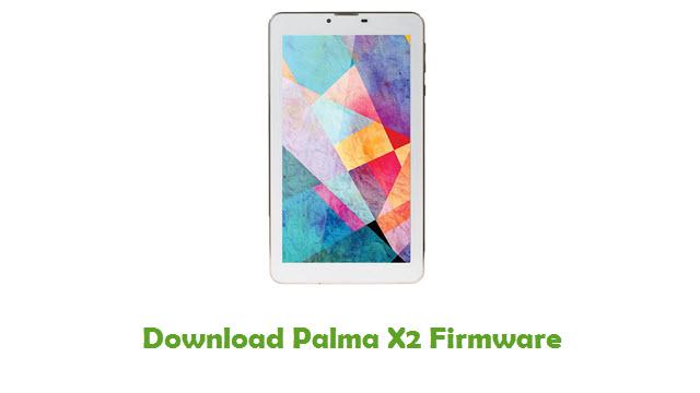 Palma X2 Stock ROM