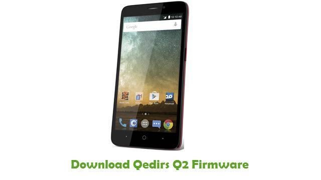 Qedirs Q2 Stock ROM