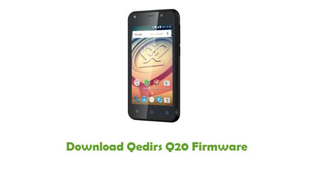 Qedirs Q20 Stock ROM