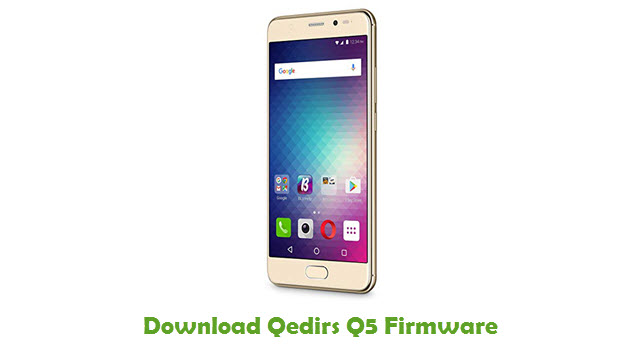 Qedirs Q5 Stock ROM