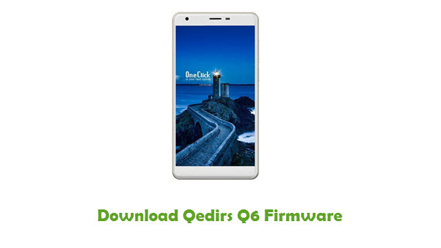 Qedirs Q6 Stock ROM