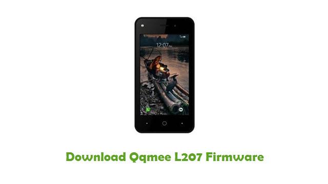 Qqmee L207 Stock ROM