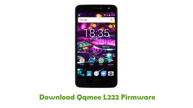 Qqmee L222 Stock ROM