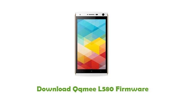 Qqmee L580 Stock ROM