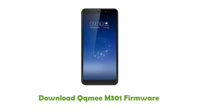 Qqmee M301 Stock ROM
