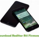 RedStar R1S Firmware