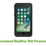 RedStar R3S Firmware