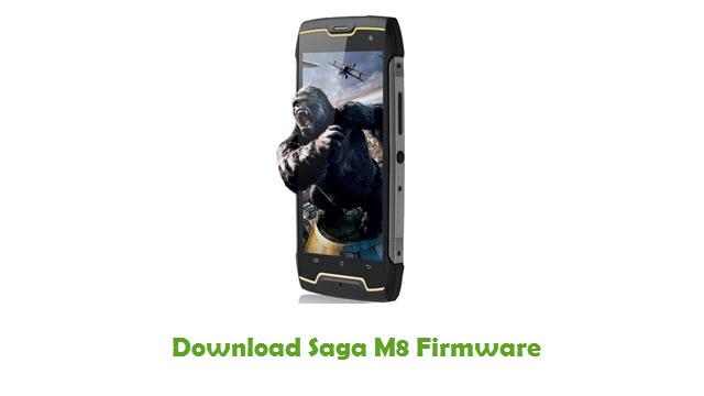 Download Saga M8 Firmware