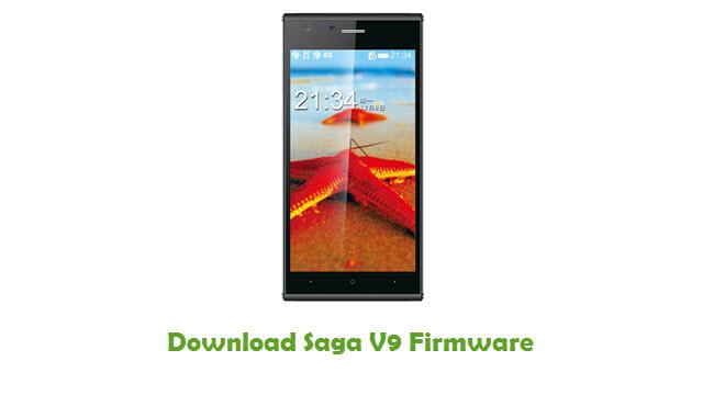Download Saga V9 Firmware