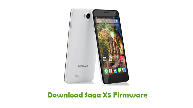 Download Saga X5 Firmware
