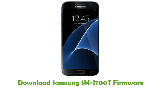 Download Samsung SM-J700T Stock ROM
