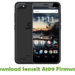 Senseit A109 Firmware