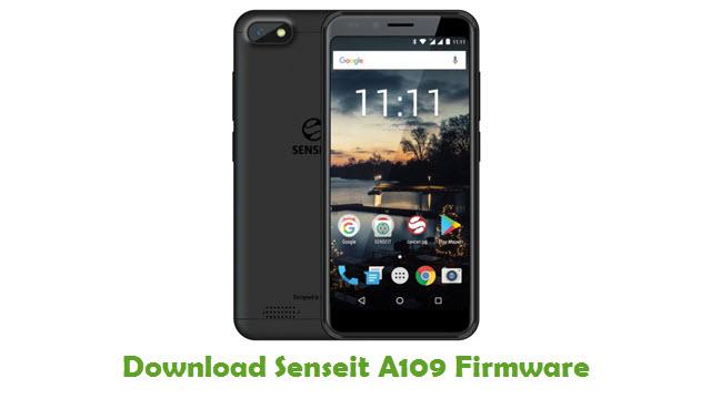 Download Senseit A109 Firmware