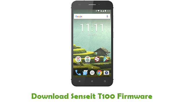 Senseit T100 Stock ROM