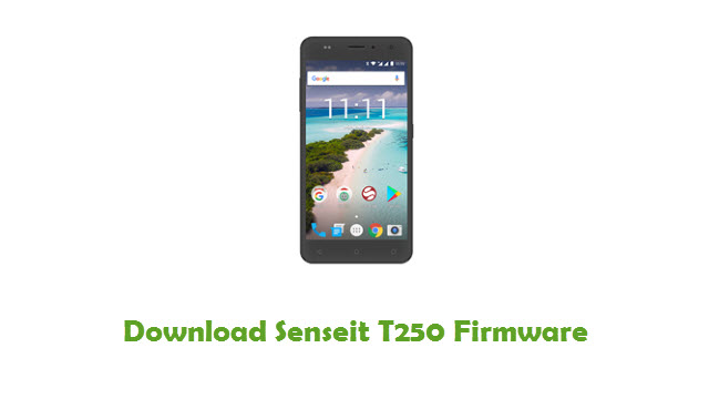 Download Senseit T250 Firmware