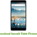 Senseit T300 Firmware
