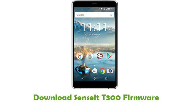 Download Senseit T300 Firmware