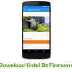 Sintel B2 Firmware
