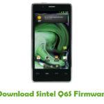 Sintel Q6S Firmware