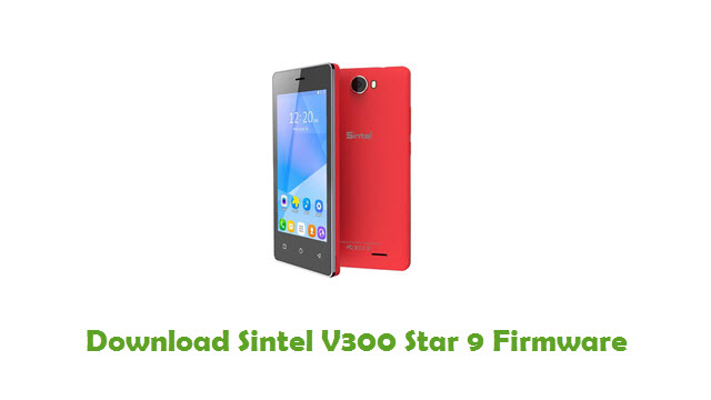 Download Sintel V300 Star 9 Firmware