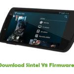 Sintel Y8 Firmware