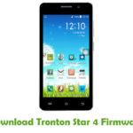 Tronton Star 4 Firmware