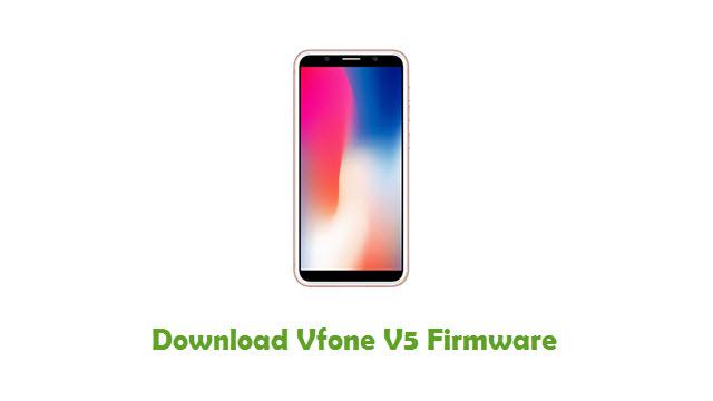 Vfone V5 Stock ROM