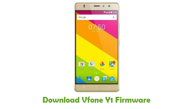 Vfone Y1 Stock ROM