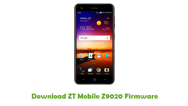 Download ZT Mobile Z9020 Firmware