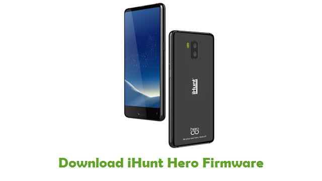 iHunt Hero Stock ROM