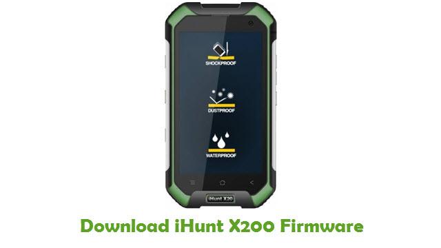 iHunt X200 Stock ROM