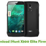iHunt X300 Elite Firmware