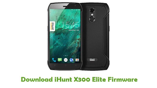 Download iHunt X300 Elite Stock ROM