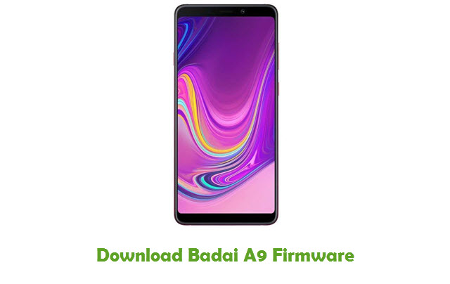 Download Badai A9 Firmware