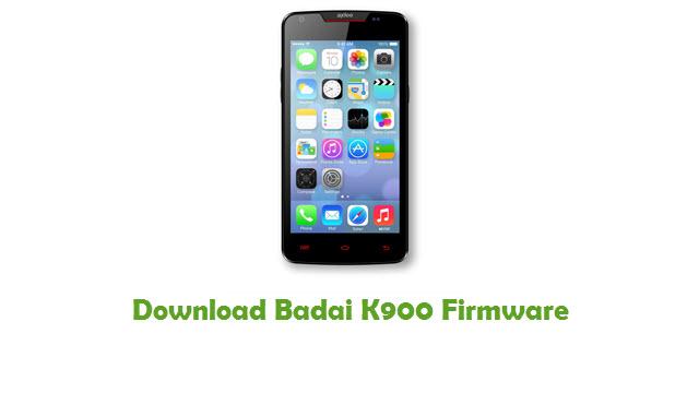 Badai K900 Stock ROM