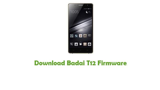 Badai T12 Firmware