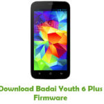 Badai Youth 6 Plus Firmware